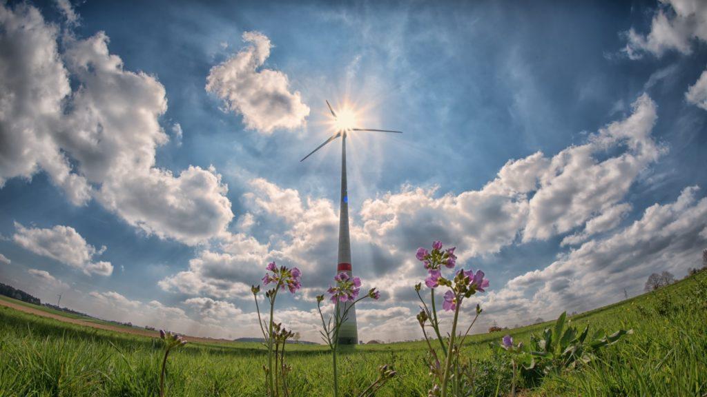 Groene energie woningcorporaties