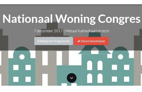 nationaal wonen congres