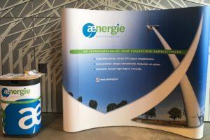 Afscheid van aardgas Aenergie