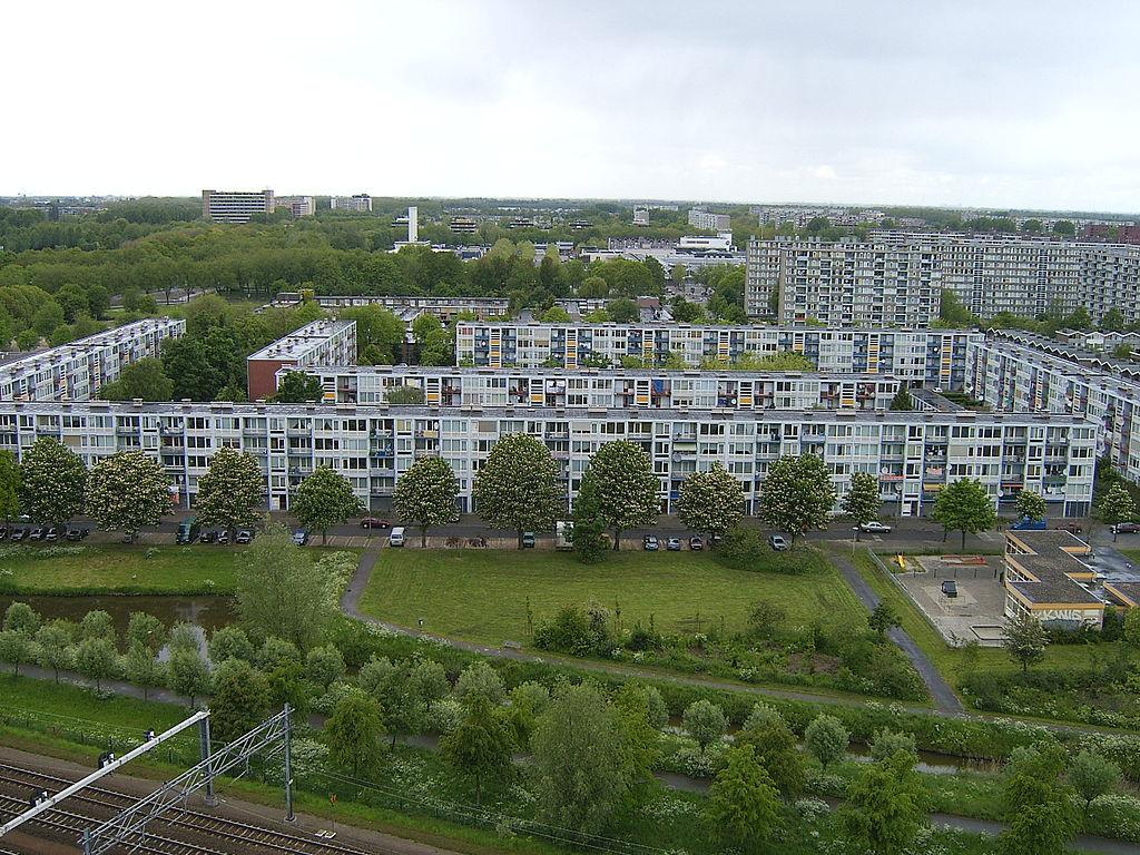 Utrecht Overvecht energie inkoop woningcorporaties