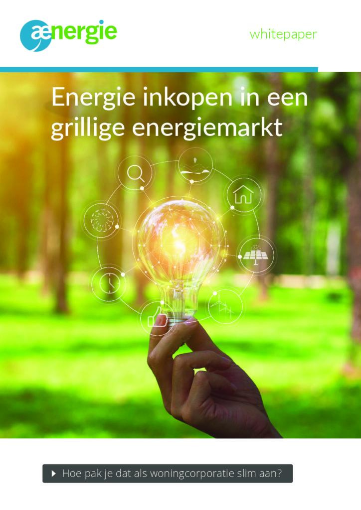 Energie inkopen in een grillige energiemarkt