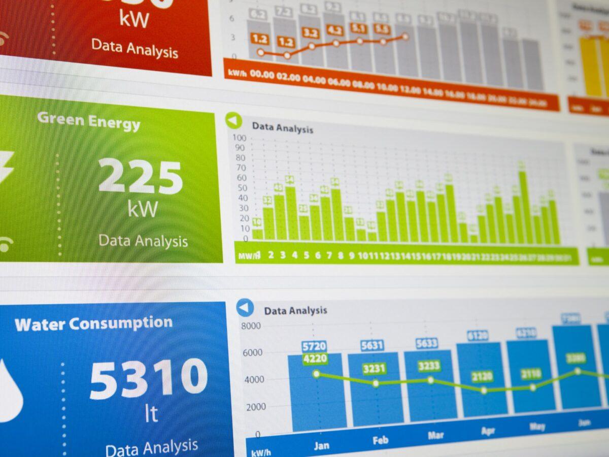 Aenergie data energieverbruik